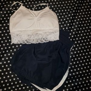 Other - ⭐4/25⭐ White Lace Bralette
